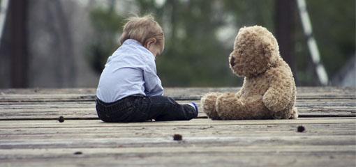 Amigos imaginarios en niños