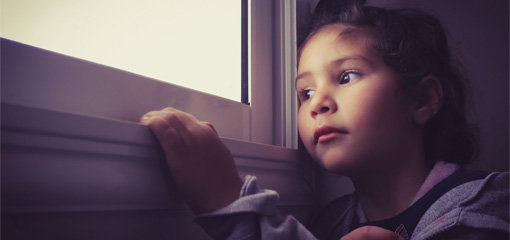 Ansiedad por separación en la infancia