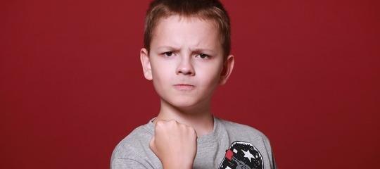 ¿Cómo es la ira en niños?