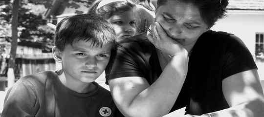 Cómo gestionamos los conflictos en familia