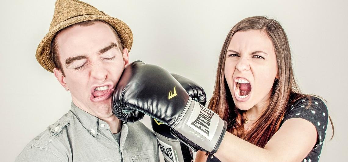 Conflictos de pareja en las vacaciones