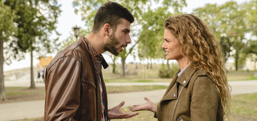Discusiones de pareja