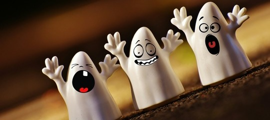 Espectrofobia: miedo a los fantasmas