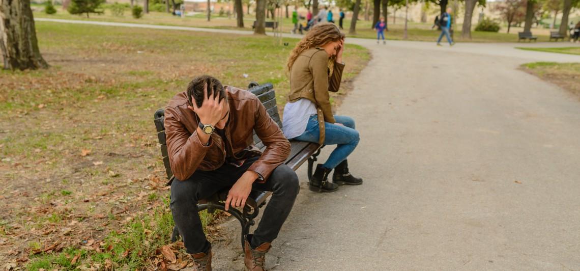 Fases del duelo por ruptura de pareja
