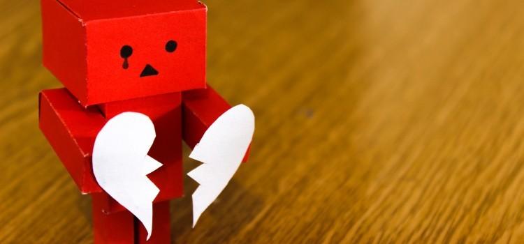 Impacto psicológico de una ruptura de pareja