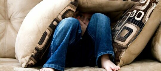 Inseguridad emocional en niños