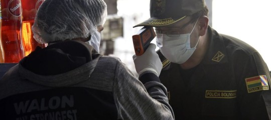 La lucha emocional de los médicos, policías y militares en esta pandemia del COVID-19