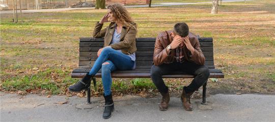 Las fases del duelo en pareja