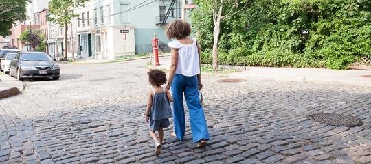 Madres solteras y conciliación familiar