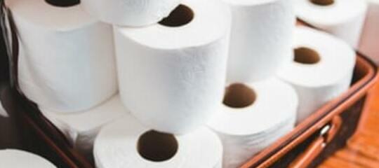 ¿Por qué se agota el papel higiénico?