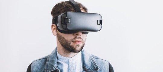 Superar una fobia con realidad virtual.